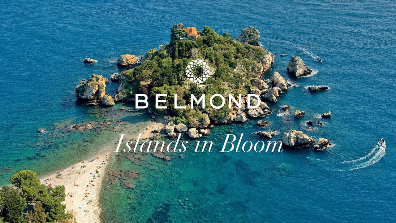 Islands in Bloom with Belmond