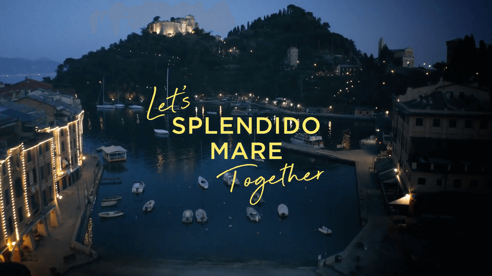 Le'ts Splendido Mare Together
