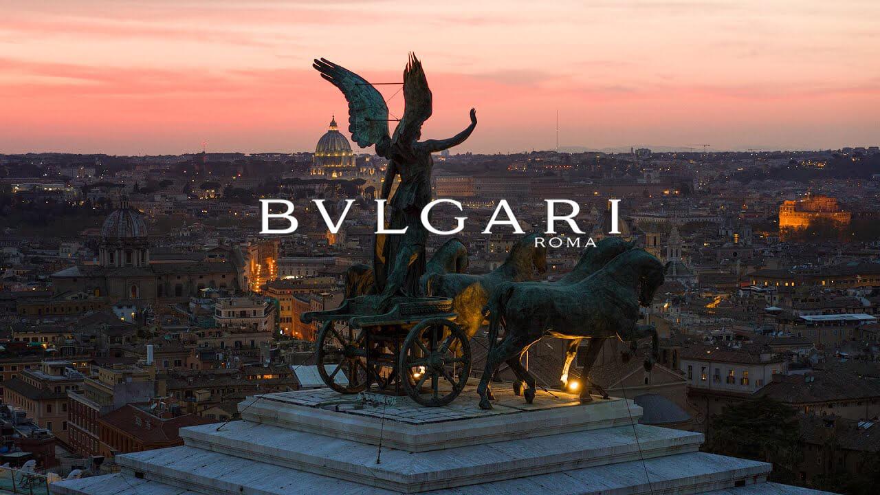 Bulgari natale roma 2021